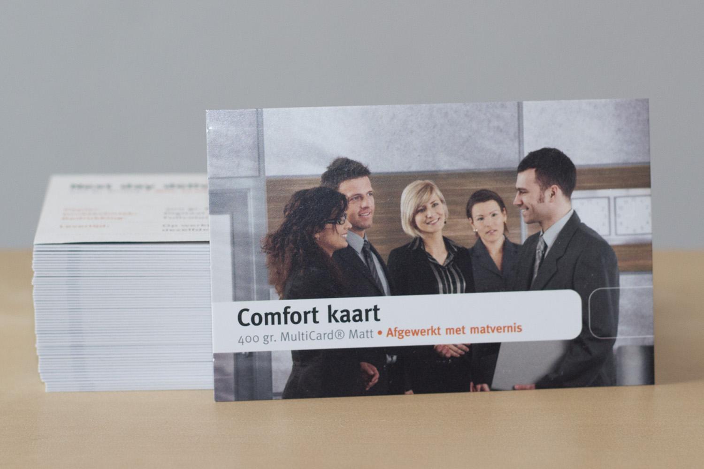 Comfort Matvernis drukwerk