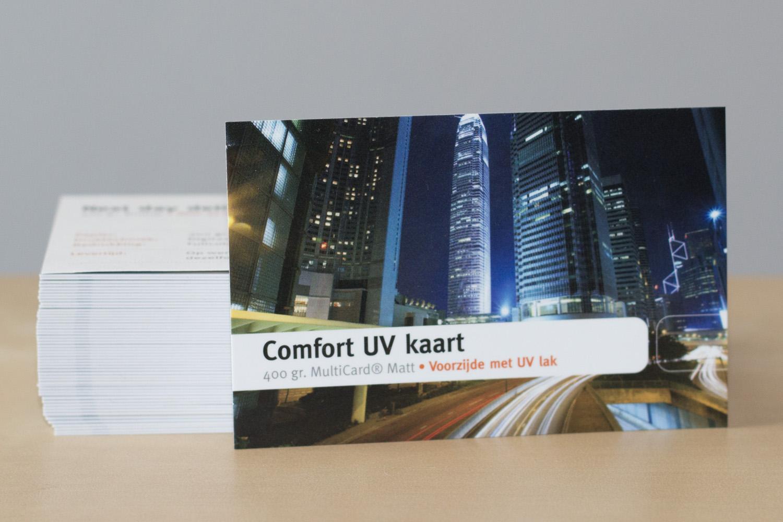 Comfort UV drukwerk