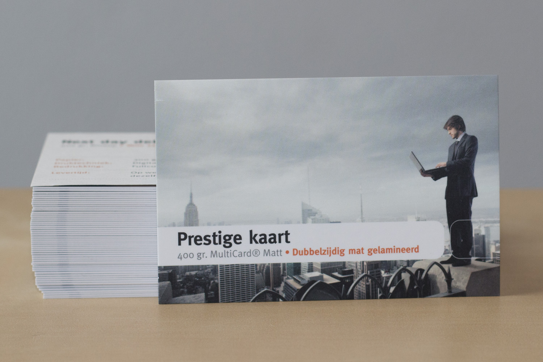 Prestige drukwerk